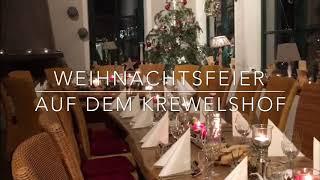 Weihnachtsfeier/ Firmenfeier auf dem krewelshof