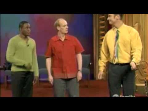 Whose Line Is It Anyway?: Dvě věty #7