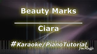 Ciara   Beauty Marks (KaraokePianoTutorialInstrumental)
