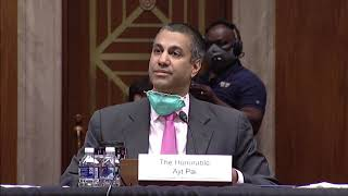 Manchin questions FCC Chairman Ajit Pai on inaccurate broadband maps