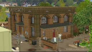 The Sims 3 - Modern Industrial Warehouse 1080p