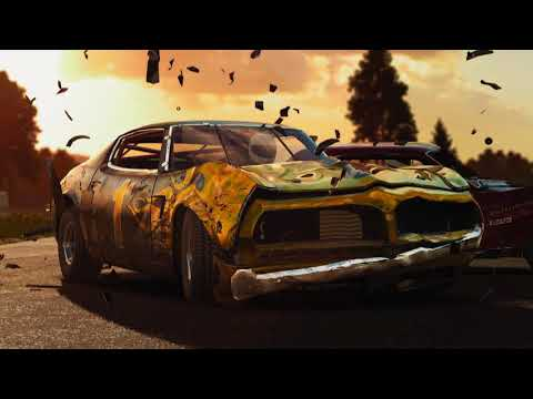 Wreckfest - Official Launch Trailer thumbnail