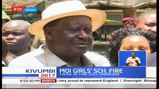 More than seven families grieve the loss of teenage daughters at Moi Girls High School, Nairobi