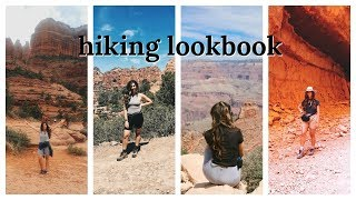 HIKING LOOKBOOK | SEDONA // GRAND CANYON //BRYCE CANYON