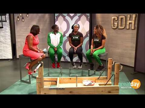 Interview: Historic Nigeria Bobsled Ladies Pt. 2