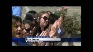 CBS13 features CALPIA Graduation at Folsom Women's Facility