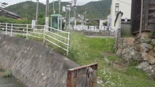 2016.06.21広島県安芸郡熊野町大雨の次の日撮影場所熊野東公民館前
