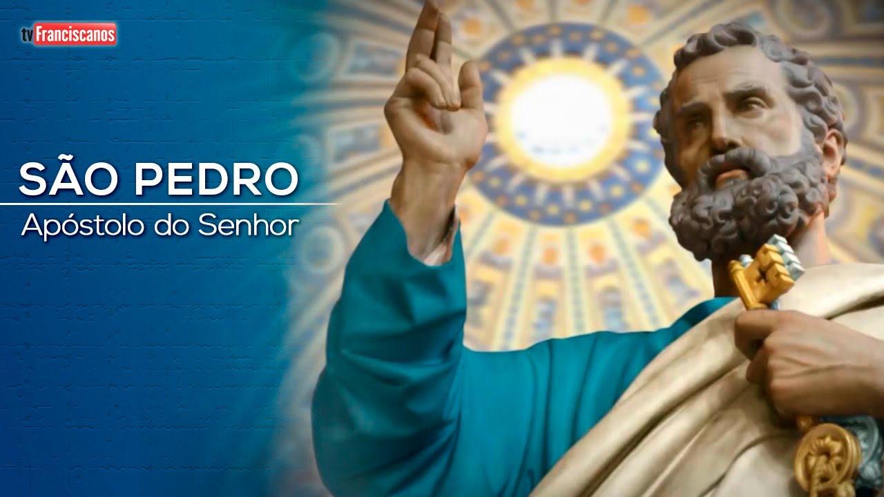São Pedro: Apóstolo do Senhor