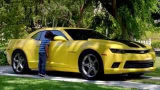 """Chevrolet Camaro - Бамбли из «Трансформеры: Эпоха истребления»"""""""