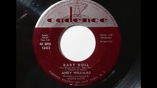Andy Williams-Baby Doll