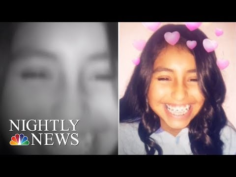 13-Year-Old Commits Suicide After Being Bullied At School   NBC Nightly News