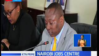 A centre for Youths seeking to find jobs and set up companies to be established in Nairobi