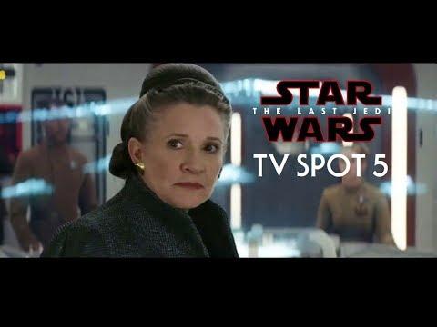 Star Wars: The Last Jedi (TV Spot 'Darkness Rises')