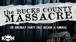 The Bucks County Massacre  Full Movie English 2015  Horror