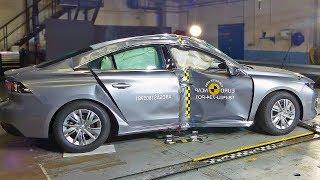 Peugeot 508 (2019) Safe or Not Safe? 😱 [Crash Test]