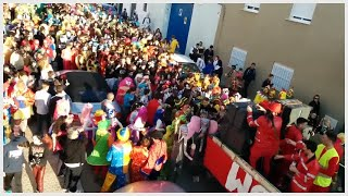 preview picture of video 'Pasacalles Carnaval - Morón de la Frontera (Sevilla) 21/02/2015 [HD]'