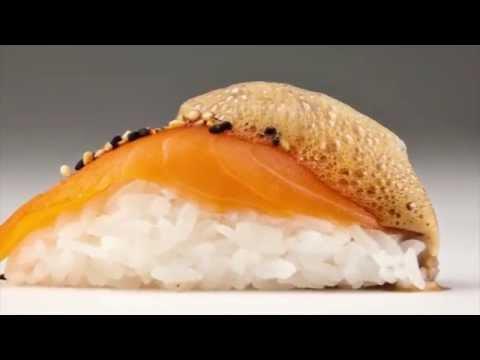 Molecular Gastronomy – Soy Sauce Foam
