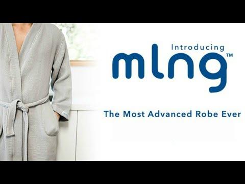Melange: The World's Comfiest most Advanced Robe-GadgetAny