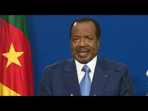 Extrait du message du Chef de l'Etat Paul Biya à la jeunesse le 10 fevrier 2016