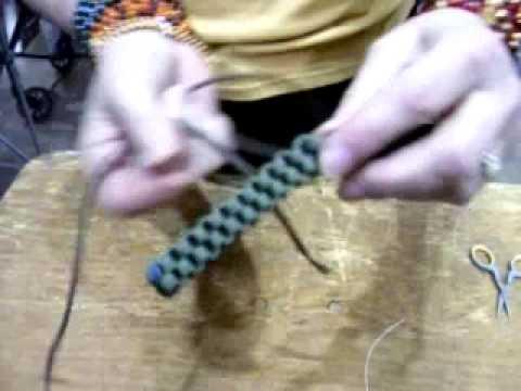 Field eXpedients: 550 Cord Survival Braid Key Chain DIY