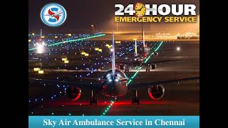 Utilize Air Ambulance from Mumbai with Modern Medical Features