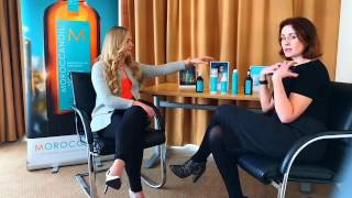 Moroccanoil Curly Hair What products you should use Professional insight