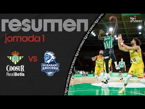 Real Betis Baloncesto vs BC Andorra</a> 2021-09-18