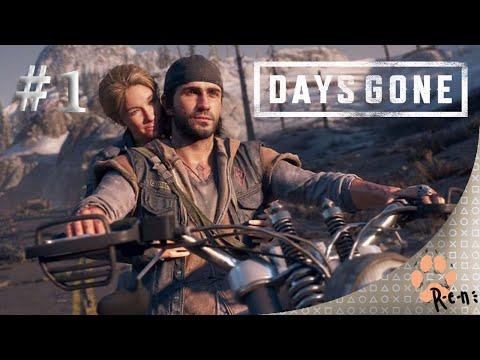 Days Gone (PS4) CZ Záznam streamu #1 (Pulci a baseballka)