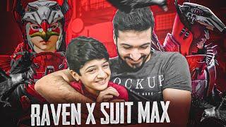 Raven X Suit | $56000 Uc | Zalmi Gaming