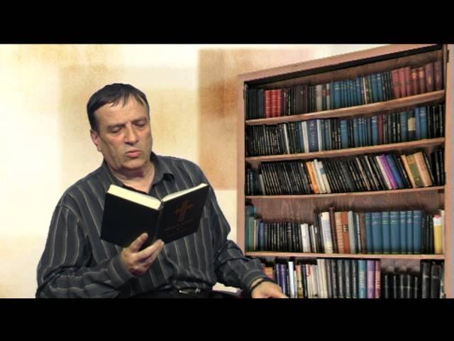 Тълкувание на Евангелието по св.ап. и ев. Лука, глава 6, Иван Николов - ППТВ