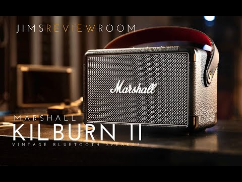 Marshall Kilburn II Bluetooth Speaker – REVIEW