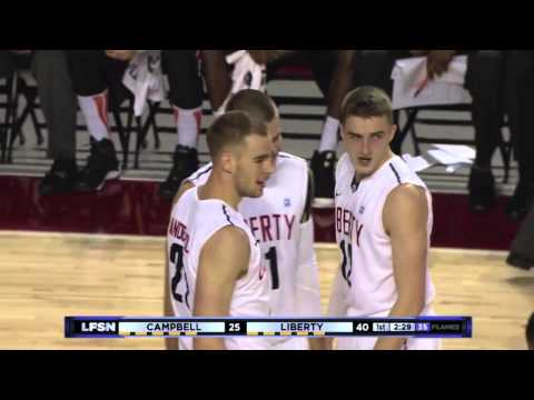 Liberty's Andrew Smith's 2013-14 Best Dunks