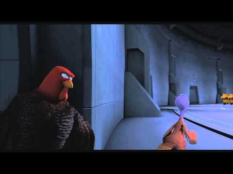 Free Birds Clip 'Flock of One'
