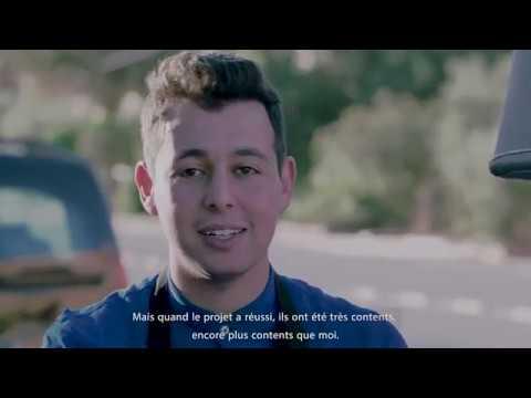 Coffee Bike -  محمد من طالب إلى مقاول ذاتي ناجح