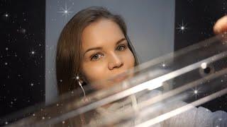 АСМР | Снимаю Мерки | Неразборчивый шепот | ASMR  |Measuring You| Inaudible/Unintelligible