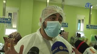 وهران: الاطقم الطبية تدق ناقوس الخطر بسبب الوضعية الوبائية لفيروس كورونا