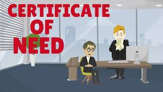 Certificate of Need Explainer