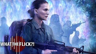 Annihilation SPOILERS   Analysis And Discussion