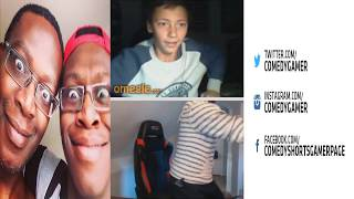 Deji Trolls On Omegle