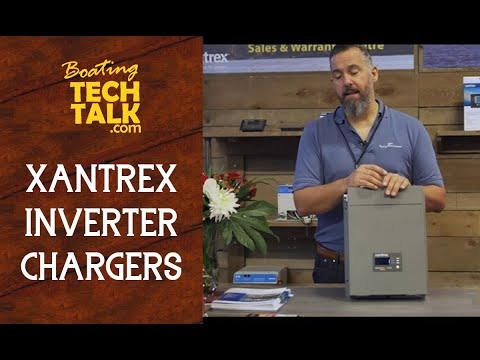 Boat Show 2020: Xantrex Inverter Chargers