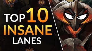 10 BEST Lane Hero Combos! - 7.21 Meta Tips | Dota 2 Gameplay Guide