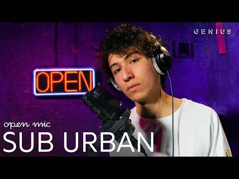 "Sub Urban ""Cradles"" (Live Performance) | Open Mic"