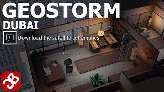 Geostorm - Dubai All Satellite Schematics Levels - iOS / Android Walkthrough Gameplay