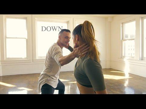 Down @marianhillmusic | Choreography by @IaMEmiliodosal & @erica_klein