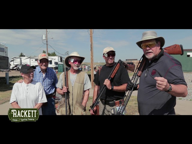 Western Zones trap meet, Golden gun club; presented by Hunt The Rackety
