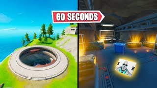 FASTEST WAY TO OPEN *THE GROTTO* VAULT! | Season 2 (Fortnite Battle Royale)