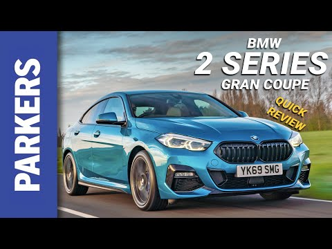 BMW 2-Series Gran Coupe Review Video