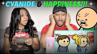 """""""Cyanide & Happiness Compilation - #21"""" REACTION!!"""