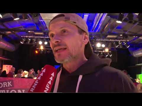 Rhein-Neckar-Fernsehen auf der SLIME SPLASH