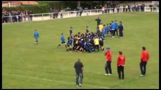 preview picture of video 'Résumé tournoi international U13 Hendaye 2014'